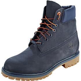 "Timberland Premium Boots 6"" Men, navy nubuck"